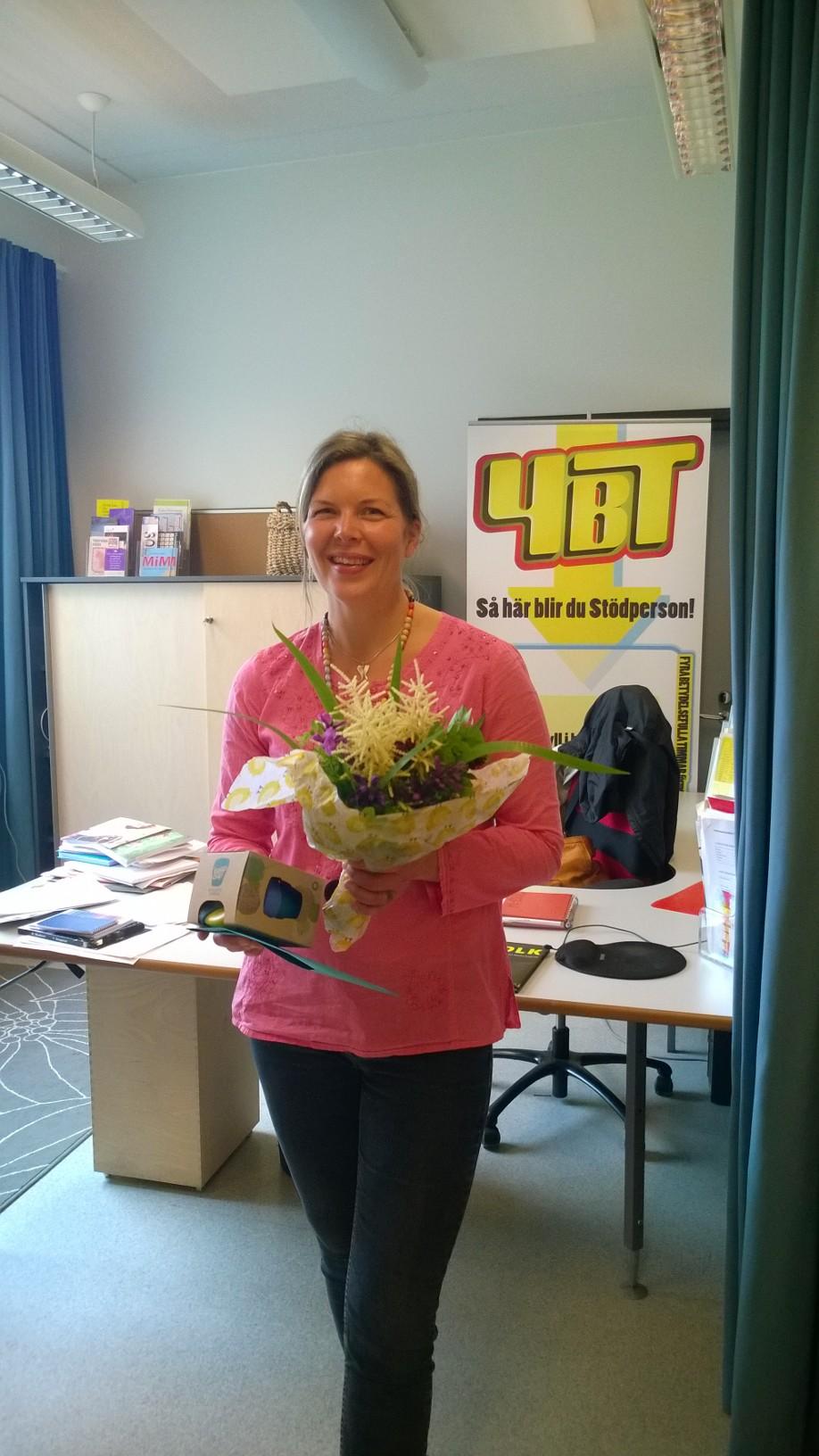 Nonni Mäkikärki slutar som 4BTs samordnare