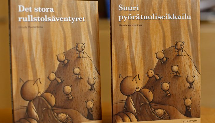 Månadens bloggare: Författaren Ursula Vuorenlinna featured image