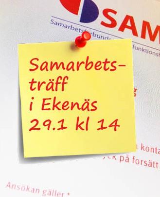 Samarbetsträff i Ekenäs 29.1 featured image