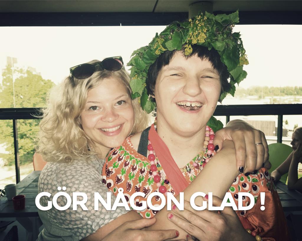 Karkku och Linda från 4BT