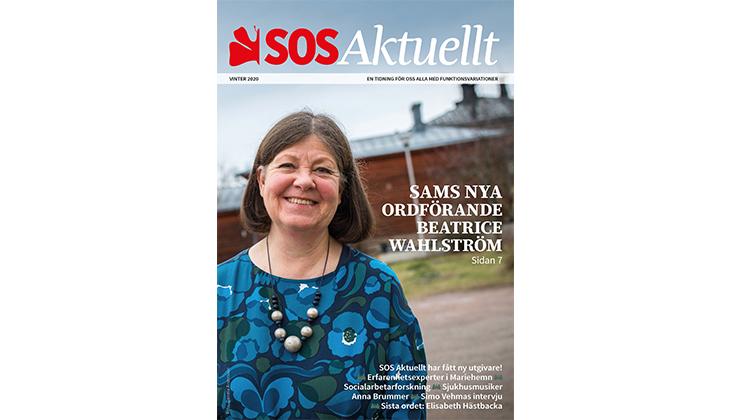 Årets första nummer av SOS Aktuellt! featured image