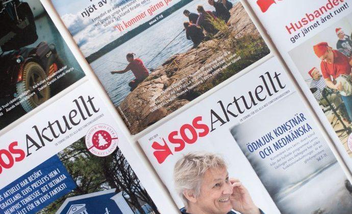 Illustrationsbild tidningen SOS Aktuellt