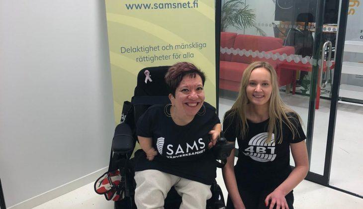 """SAMS vänverksamhet: """"Mycket glädje genom åren"""" featured image"""