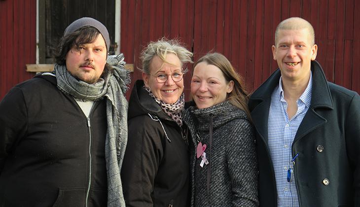 Ålands erfarenhetsexperter