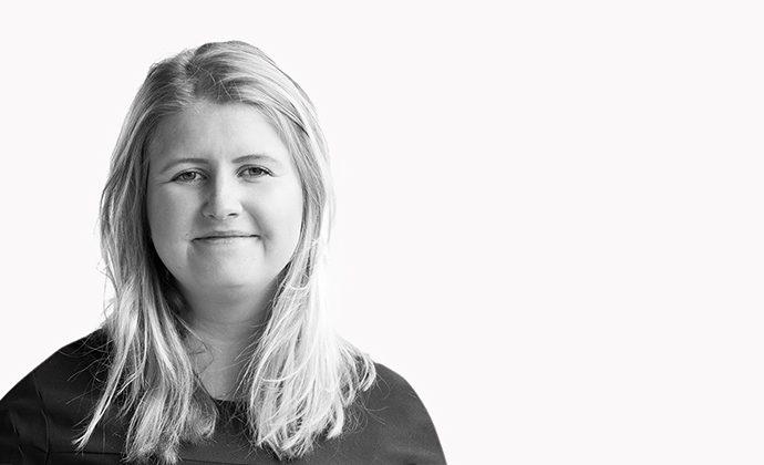 SAMS juridiska ombud Marika Nordman.