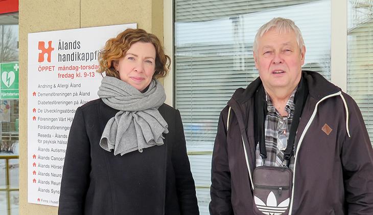 Efter ett års paus tillsätts funktionshinderråd på Åland featured image
