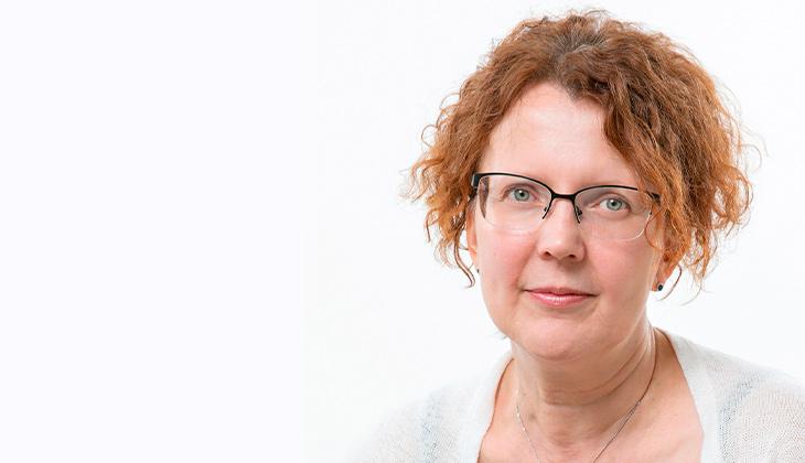 Bodil Viitanen, verksamhetsledare påPsykosociala förbundet rf.