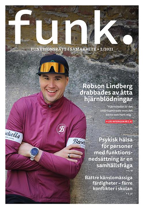 Pärmen på FUNK. nummer 2 år 2021.
