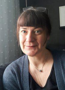 Virpi-Ilona Hongisto, psykoterapeut.